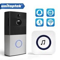 720P IP Video Intercom Wifi Doorbell PIR Infrared Detection Wi Fi Video Door Phone Visual Doorbell