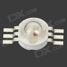 50pcs/lot   DIY High Power 3W RGB LED Chip Beads Module Emitter Diode Free Shipping free shipping new 2mbi600vn 120 50 module page 9