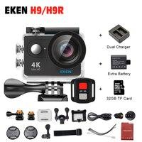 Ultra HD 4K Action Camera Wifi Camcorders EKEN H9R H9 170 Go Cam Deportiva 2 Inch