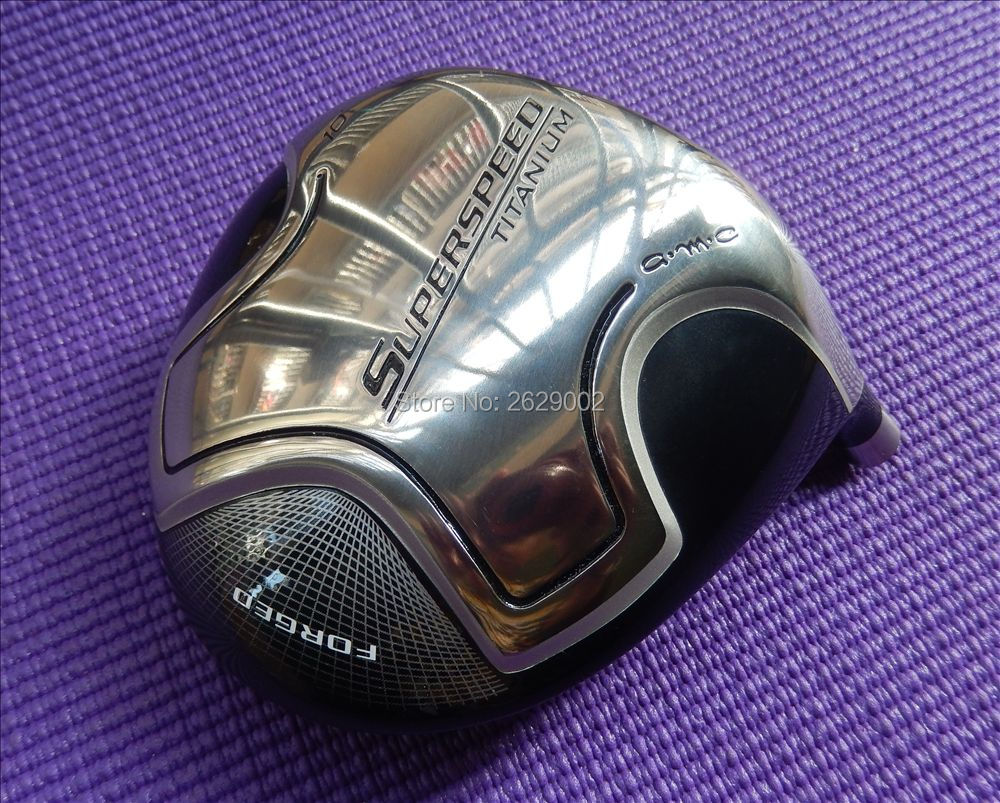 a.m.c SUPERSPEED Titanium driver golf head only have 10 deg loft stock special price