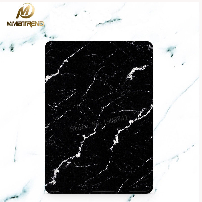 Mimiatrend Black Marble Grain Stand PU Leather Case for iPad 3 4 2 Smart Cover for iPad4 iPad3 iPad2 + Protective film mimiatrend pink flowers stand design pu leather case for ipad mini 2 3 4 smart cover smartcover for ipad 2 4 5 protective film