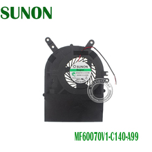 Brand New and Original CPU fan for HP Positivo Sim 2450m 2560m SUNON MF60070V1-C