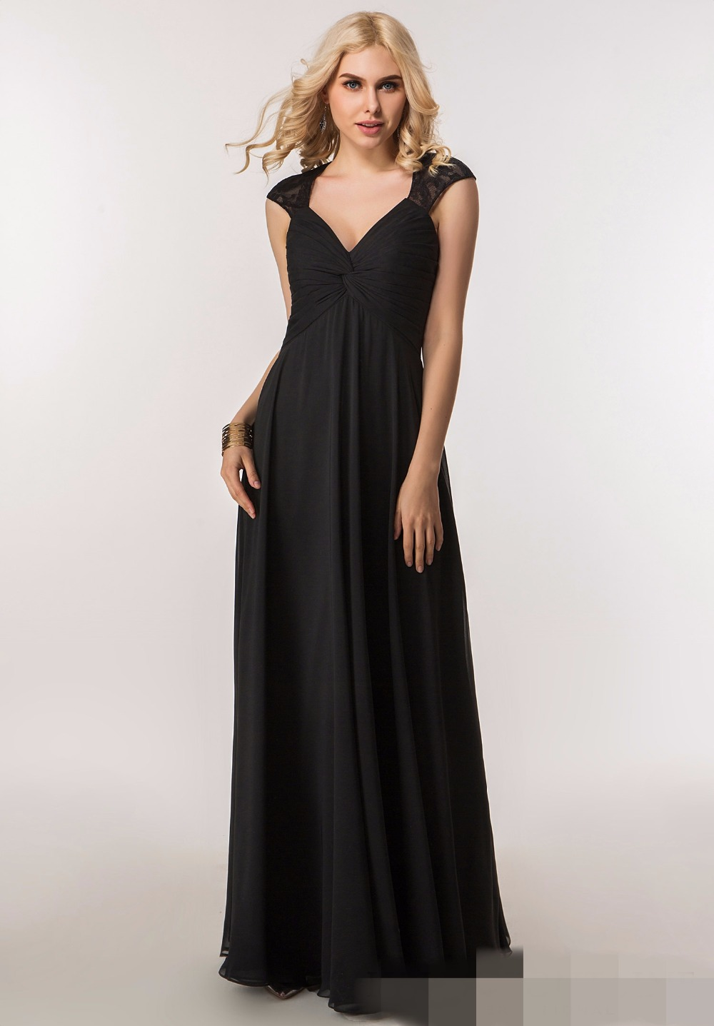 Compare prices on maternity bridesmaids dress online shoppingbuy 2017 real black empire waist maternity bridesmaid dresses long sleeveless open back a line formal ombrellifo Image collections