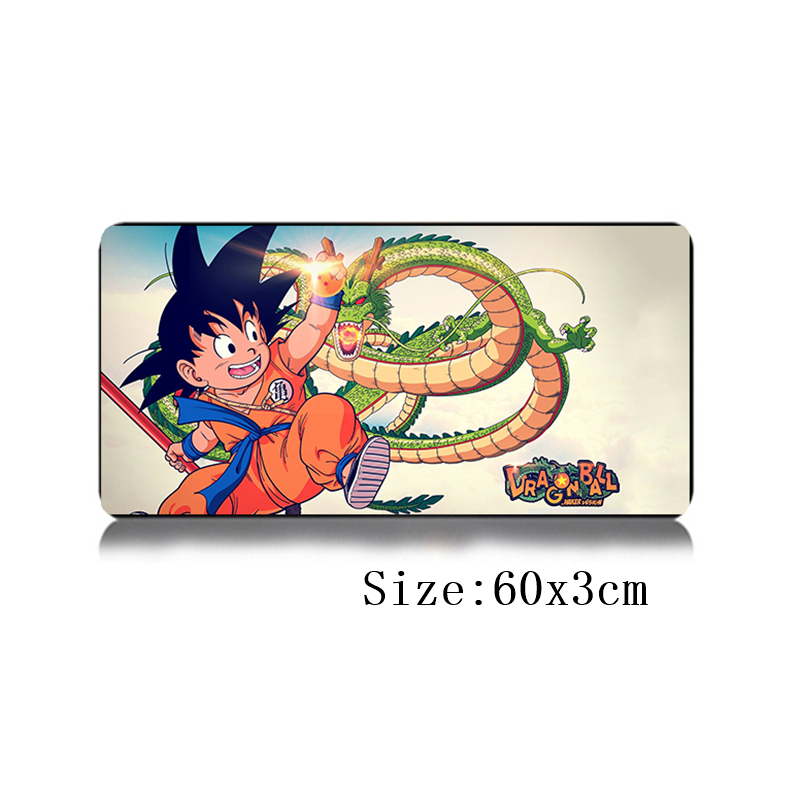 5cd5083cd71f6 60*30cm DRAGON BALL Son Goku Kakarotto anime mouse pad mat large Japanese  Classic nostalgia anime mousepad