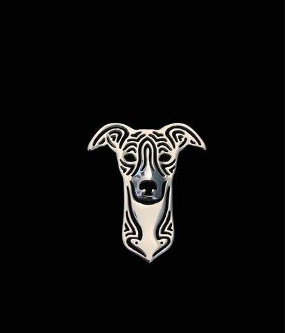 Купить оптовые броши для собак с серебряным покрытием хорошее качество