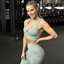 SALSPOR Camo Seamless Yoga Set Women Shark Fitness Clothing Leggings & High Impact Sport Bra 2 Pcs Gym Sportswear Tracksuit