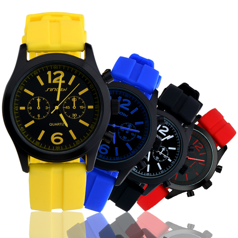 SINOBI Αθλητικά ρολόγια για Lady - Γυναικεία ρολόγια - Φωτογραφία 2