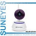 SP-S701W SunEyes 720 P HD Mini Câmera IP P2P Sem Fio Wifi Pan/Tilt duas Vias De Áudio e Vídeo Empurre Alarme com Detecção de Movimento Livre APP