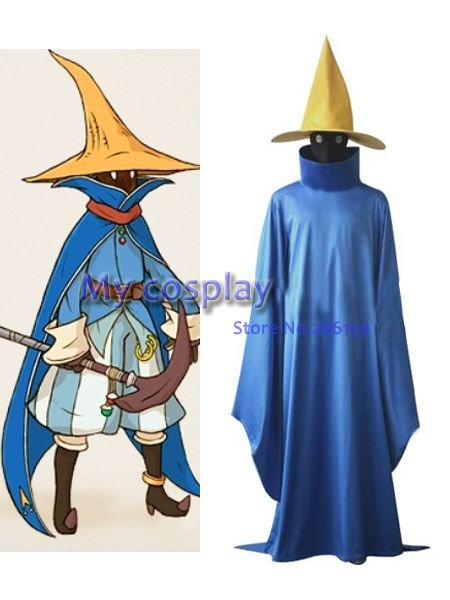 Anime Final Fantasy Cosplay Clothing Final Fantasy Black