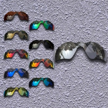 d80e20b9e0 Lentes de repuesto polarizadas para las gafas de sol con ventilación de la  ruta del Radar de roble-múltiples opciones