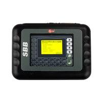 DHL Free Shipping SBB key programmer V33.02 Version SBB Auto key programmer SBB transponder key machine
