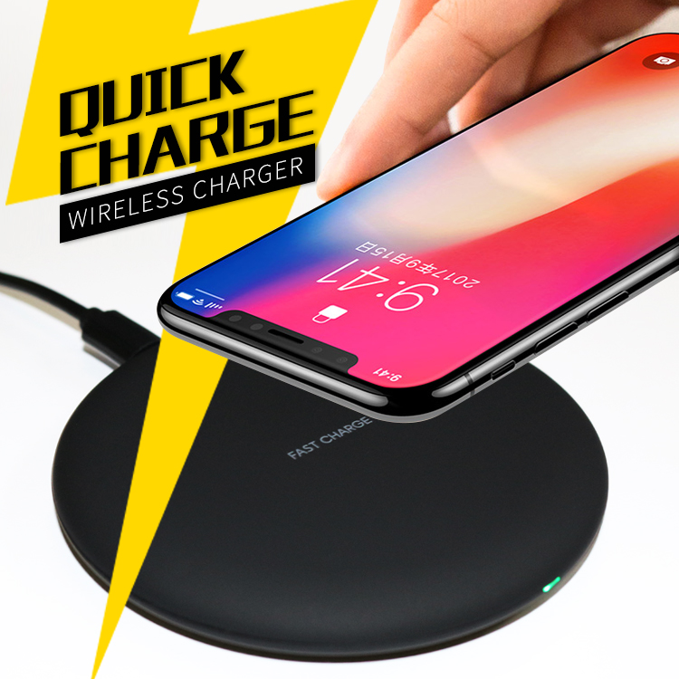 WLMLBU Wireless Charger for iPhone 8/X /