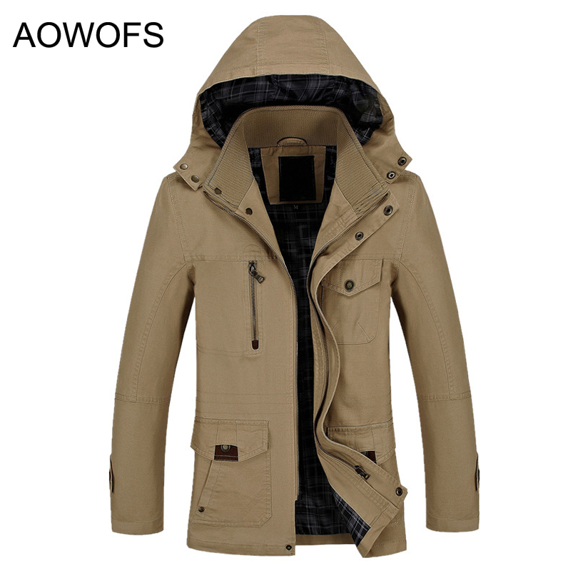 Hooded Military Coat Promotion-Shop for Promotional Hooded ...