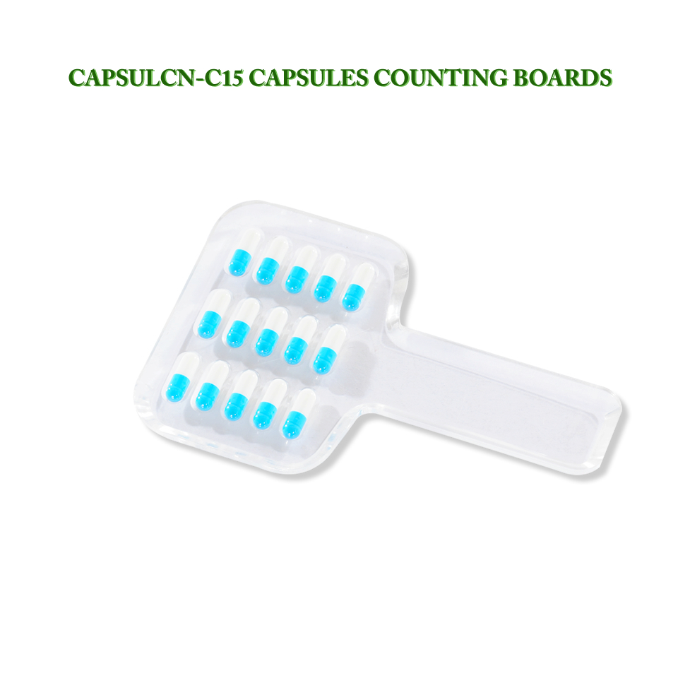 CN-15C Manual Tablet Counter/Pill Counter/Capsule Counter Board (Size 5-000) cheerway customer counter people counter visitor counter