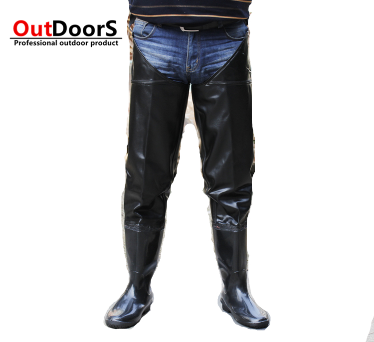 Fishing waders boots promotion shop for promotional for Fishing waders with boots