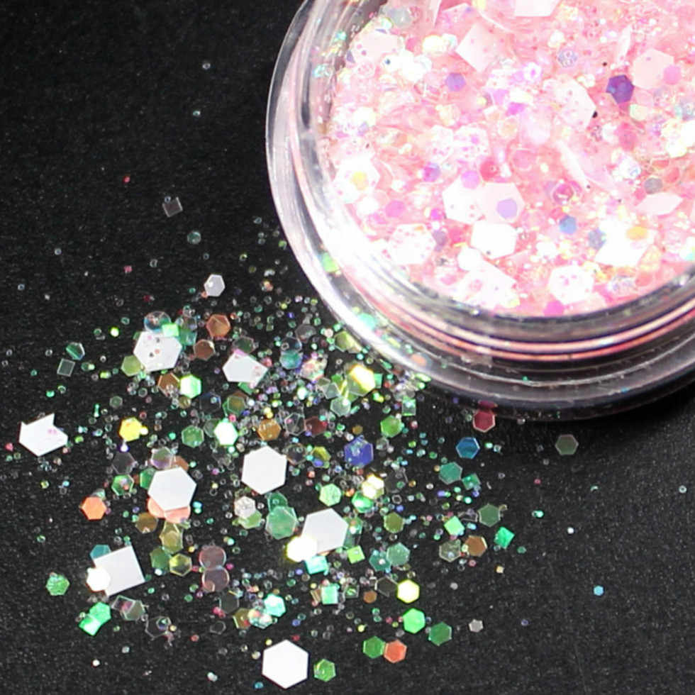 Snow White Super Glitter Flatback Multicolor Non HotFix Rhinestones For Nail Art 11.11 hot Shoes And Dancing 11.11 hot