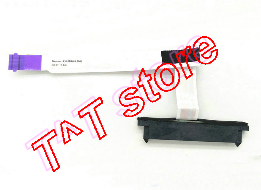 NEW original for laptop HDD hard driver cable connector 450.0BW05.0001 test good free shipping