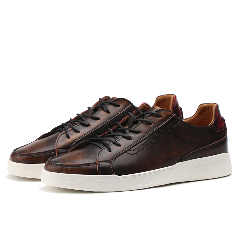 Woodtree Classique Toile Chaussures Hommes Chaussures Décontractées - Chaussures pour hommes - Photo 3