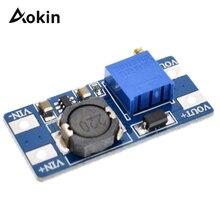Icstation MT3608 DC Voltage Regulator Step Up Boost Converter Power Supply Module 2V-24V to 5V-28V 2A