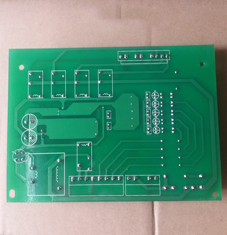Card type fan coil main control board BO33322K12 central air conditioning circuit board 42GWC control motherboard - 2
