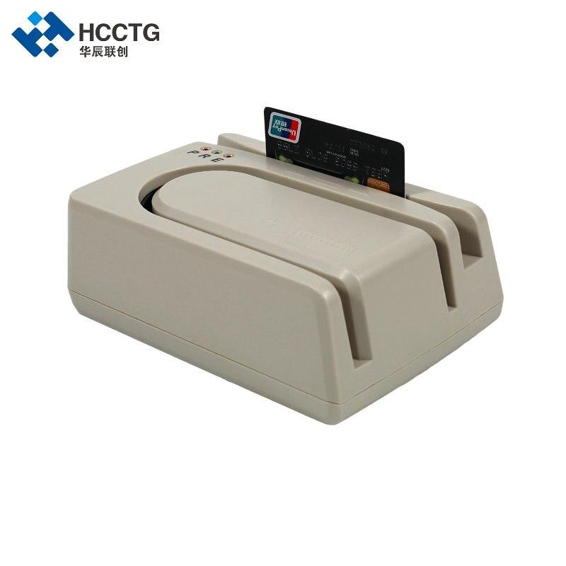 USB MICR & MSR Check Reader With MSR HCC1250X-M