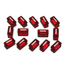 New Coming 6x12 rectangle crystal beads elegant created beautiful shape Loose Beads Fit Jewelry DIY Necklaces or Bracelets