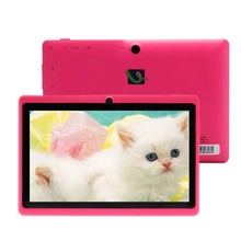 iRULU eXpro X1 7» Tablet Android 4.4 Tablet Allwinner Quad Core 16GB ROM Dual Cameras Support WiFi OTG HOT Seller Multi Color