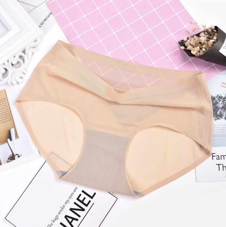حار النساء سراويل داخلية نسائية من الدانتيل السيدات داخلية ثونغ مثير شبكة شفافة سلس ملخصات g-سلسلة فام العشير tanga حجم كبير 110