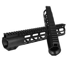 """Magorui 10/12/13.5"""" AR-15 Ultralight M-Lok Free Float Handguard Dream Handguard"""