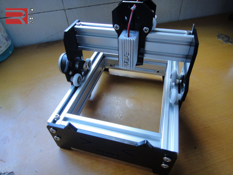 Diy Laser Engraving Machine Comes Standard With Blue
