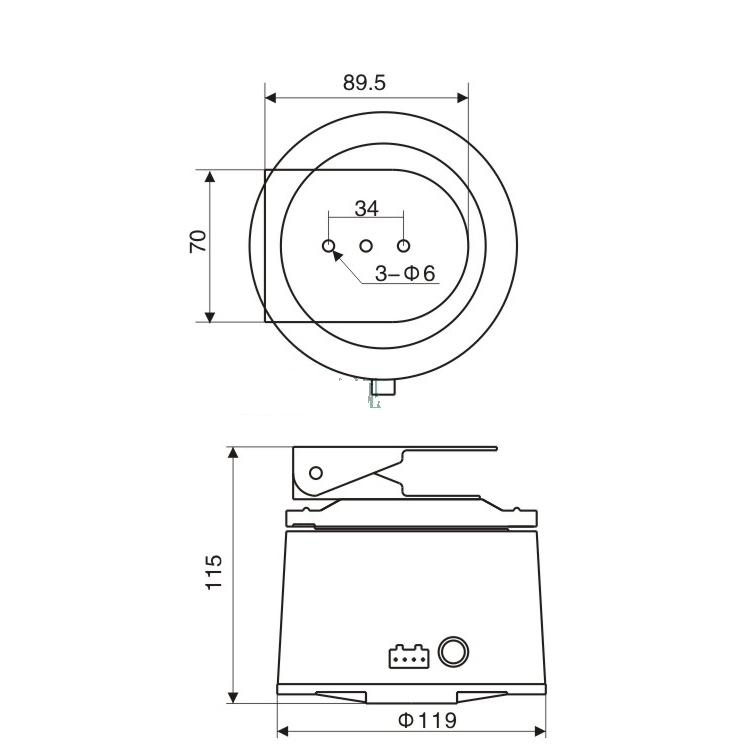 Camera Control Diagram