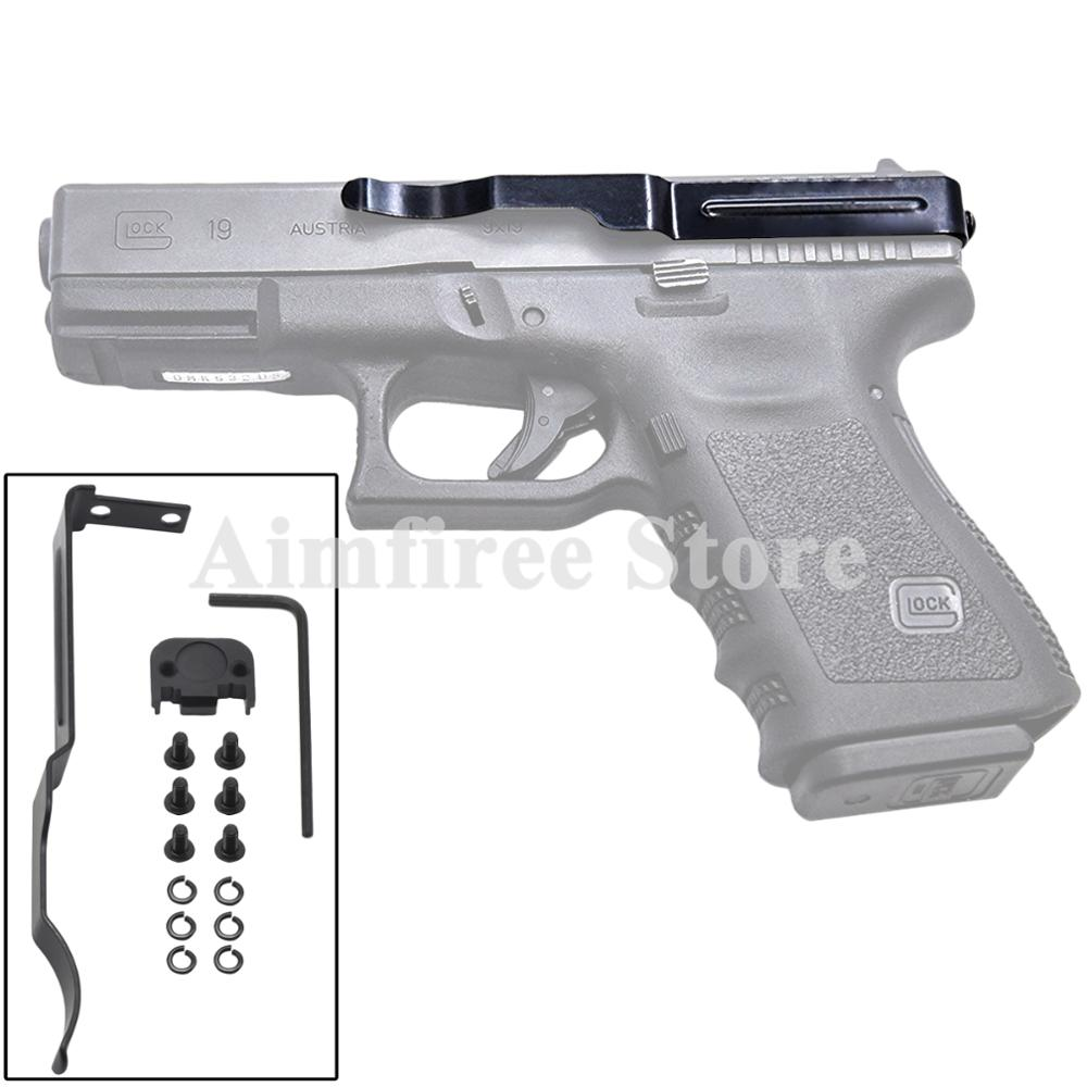 Concealed Belt Carry Clip For Glock 17 19 22 23 24 25 26 27 28 31 33 34 35 36 Concealed Carry Clips Hunting