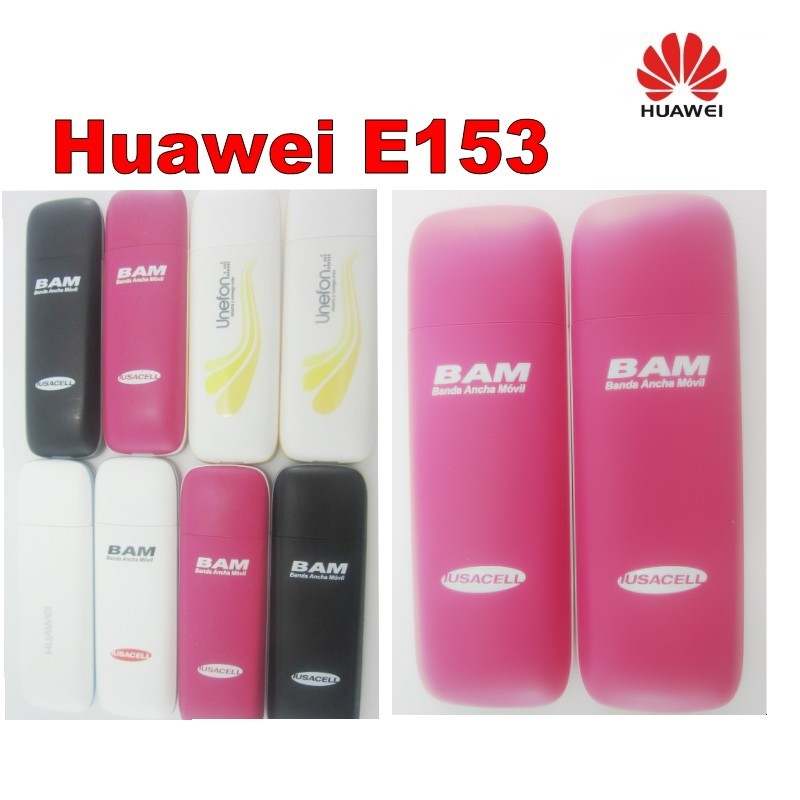 HUAWEI E153 3G HSDPA USB MODEM unlocked multi-language with voice Support table pc