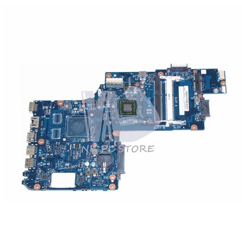 все цены на  H000062940 Main Board For Toshiba Satellite C50 C50D C50-D Laptop Motherboard E1-2100 CPU DDR3 PT10AN DSC MB  онлайн