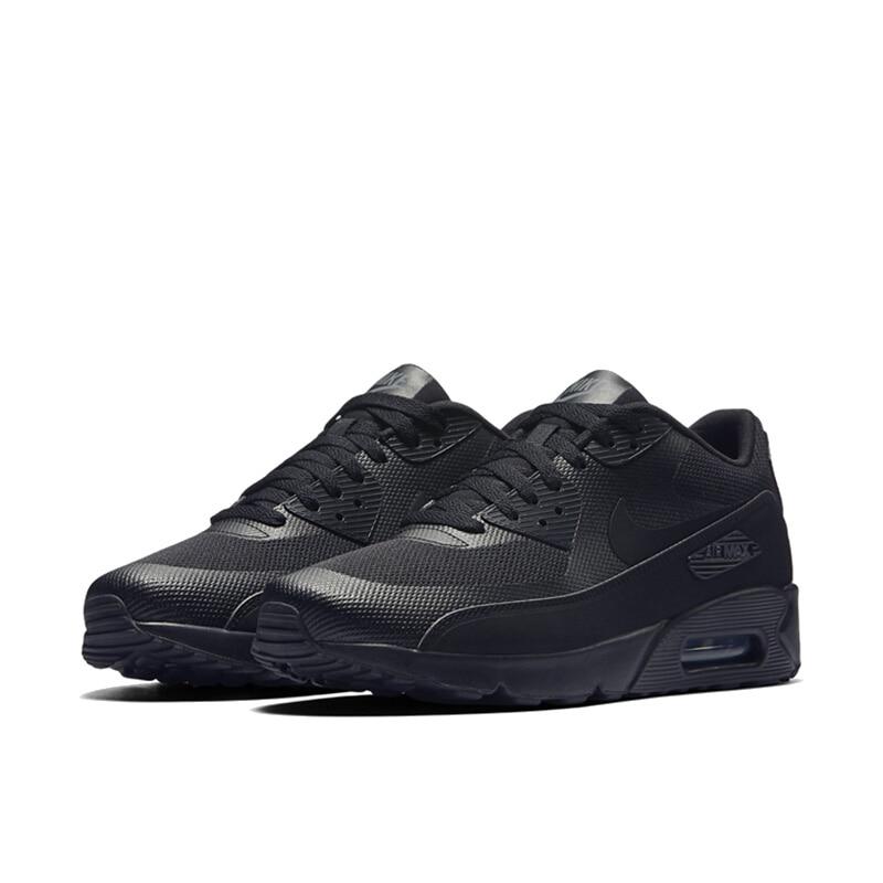 Chaussures de course NIKE AIR MAX 90 authentiques pour hommes baskets en caoutchouc respirant à lacets Nike chaussures hommes confortables 875695 - 2