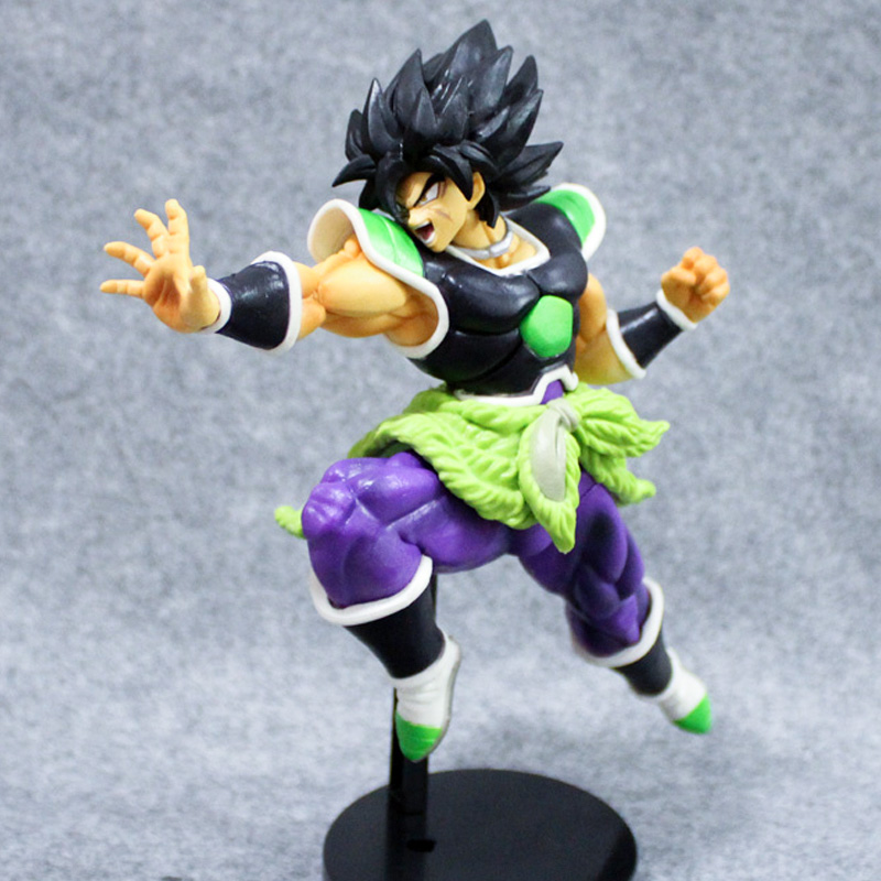 Dragon Ball Super Frieza Cell Vegeta Goku Broli PVC Action Figure Model Dolls Figure Adult Collectibles