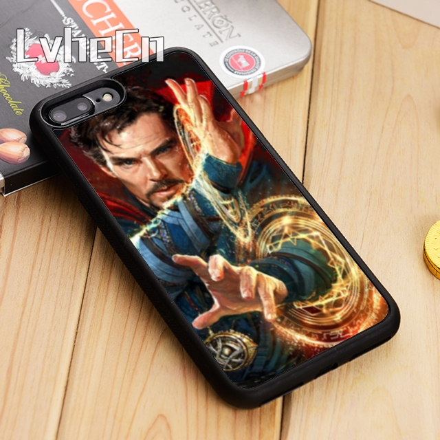 Nice Lvhecn Marvel Doctor Strange Phone Case Cover For Iphone 5 5s Se 5c 6 6s 7 8 10 X Samsung Galaxy S5 S6 S7 Edge S8 S9 Plus Note 8 Cellphones & Telecommunications Fitted Cases