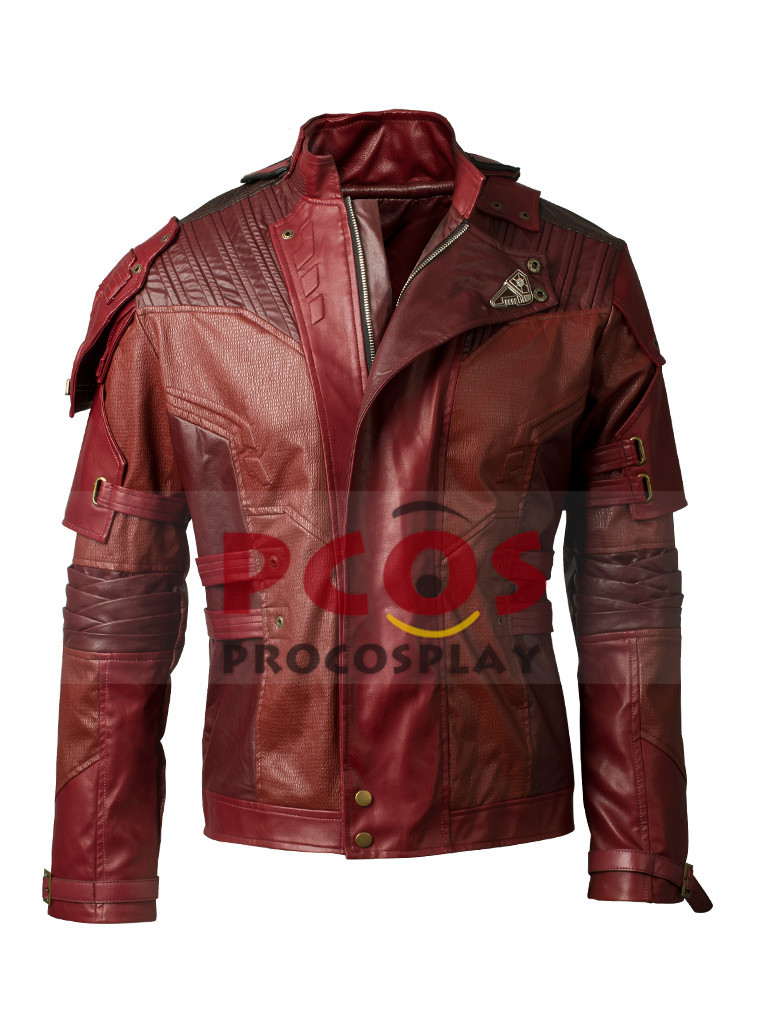 Guardians of the Galaxy Vol.2 Peter Quill Star-Lord Cosplay Costume Only Jacket mp003704 lord marksman and vanadis vol 2