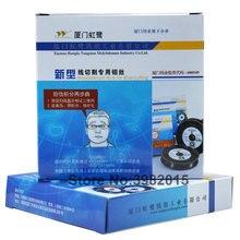 Honglu orijinal WEDM 0.18mm molibden tel 2000m rulo 0.631KGS CNC tel kesme makinası parçaları için