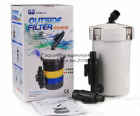 HONGYI 1 piece SUNSUN aquarium filter ultra quiet external aquarium filter bucket 220V/6W/HW 602/HW 603/HW 602B/HW 603B