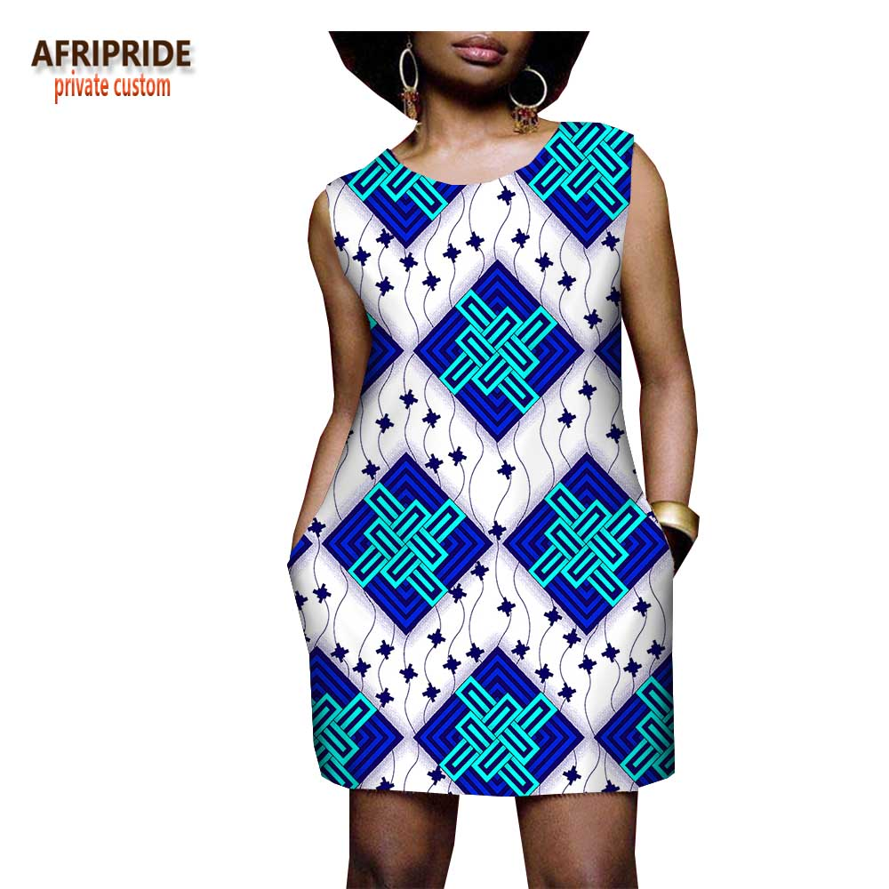 Afrcian style dresses for women new batik fabrics robe africaine bazin riche women african clothing maxi