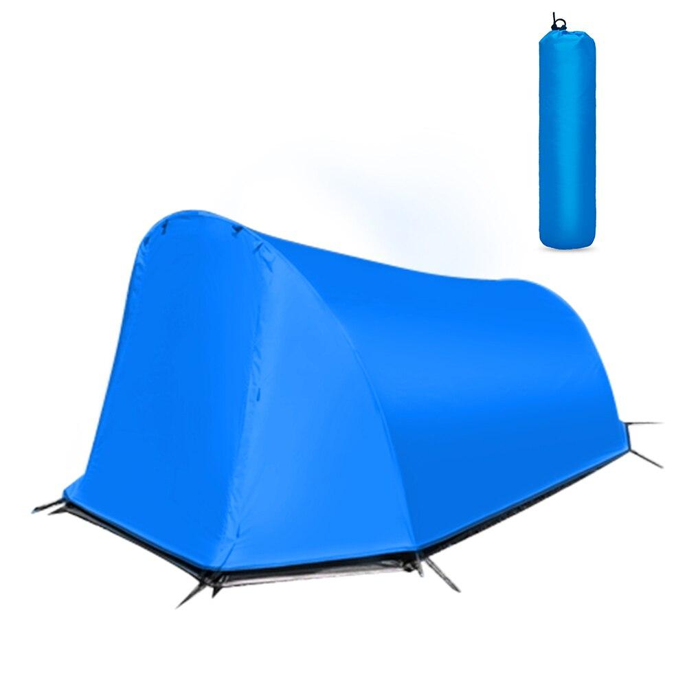 Sleeping Bivy Tent Mosquito Repellent Camping Tent Hiking Climbing Cabana Waterproof Rain Fly Outdoor Sleeping Tent
