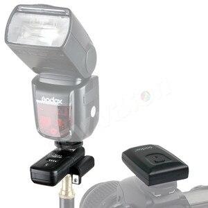 Image 5 - Godox CT 16 캐논 니콘 Pentax 스튜디오 스피드 라이트 플래시에 대한 16 채널 무선 라디오 플래시 트리거 송신기 + 2x 수신기 세트