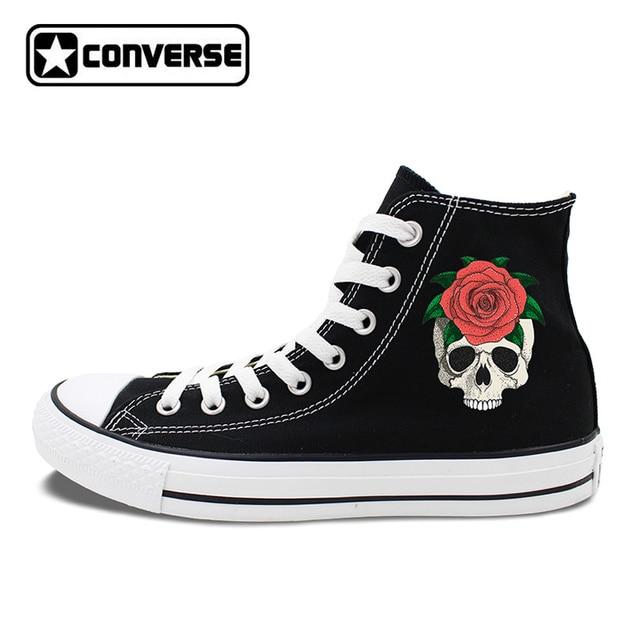 zapatos converse mujer original