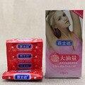 Ultra Thin condones Condones 10 unids/caja duradera más tentación Hombre Adulto, Sexo Juega Productos Del Sexo para las mujeres