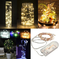 3M String Fairy Light 10 30LED Battery Operated Xmas Light Party Wedding Lamp