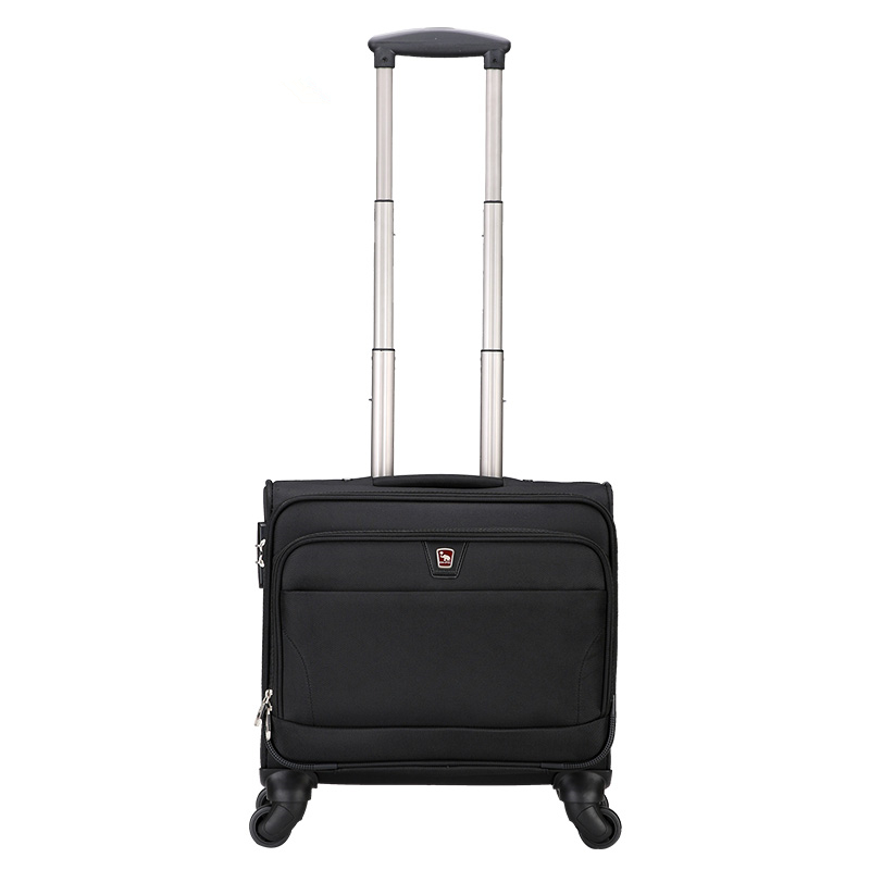 OIWAS 6069 16 inch Business Travel Waterproof Suitcase Trolley Wheel Boarding Rolling Luggage Excursion Package Wheeled Case oiwas top brand suitcase rolling luggage bag trolley 24 inch maletas spinner wheel customs lock business travel large capacity