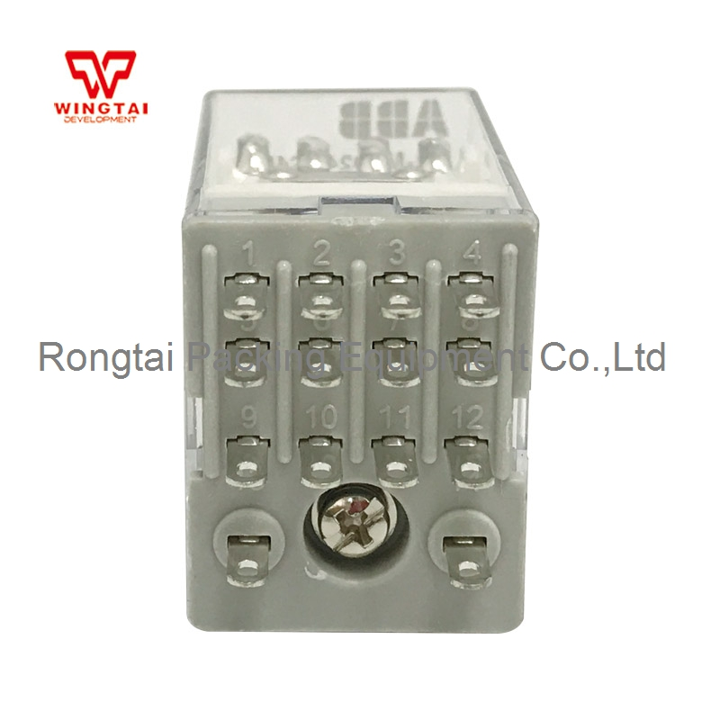 ABB CR-MX024DC4L Auxiliary Relay 24V DC With/Without Base CR-M4SFBN For Industrial Control ABB CR-MX024DC4L Auxiliary Relay 24V DC With/Without Base CR-M4SFBN For Industrial Control