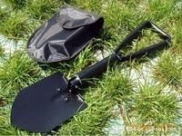 Multifunctional shovel Spade Survival Emergency Tools folding Large scale engineer Outdoor Camp Tactical gardening shovel
