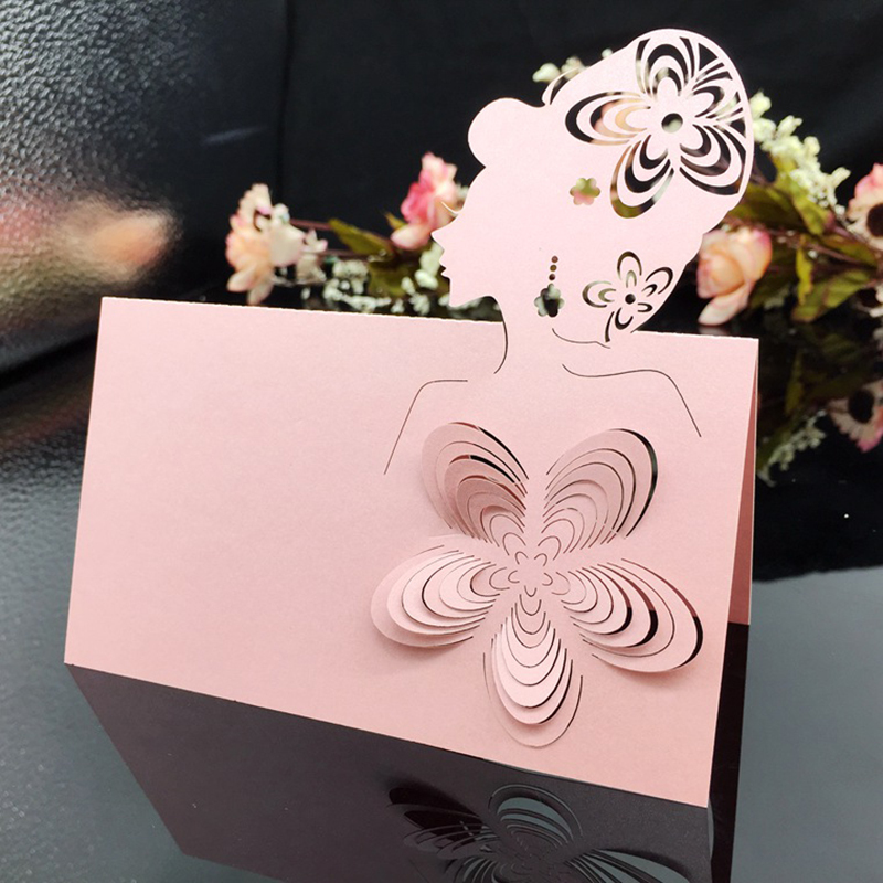 online buy wholesale 3d wedding invitations from china 3d wedding,